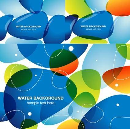 Vector graphics background color