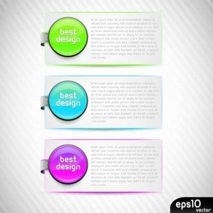 Colorful origami background 04 vector