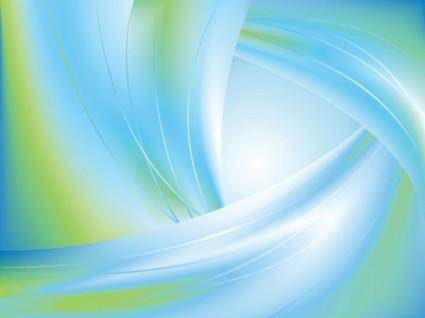 Blue glow green background 04 vector