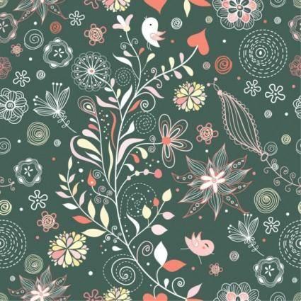 free vector Elegant pattern illustration background 02 vector