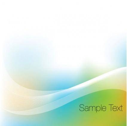free vector Dynamic halo background 01 vector