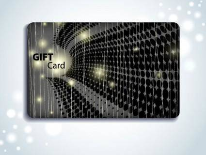 free vector Vip card background vector 4