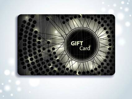 free vector Vip card background vector 5
