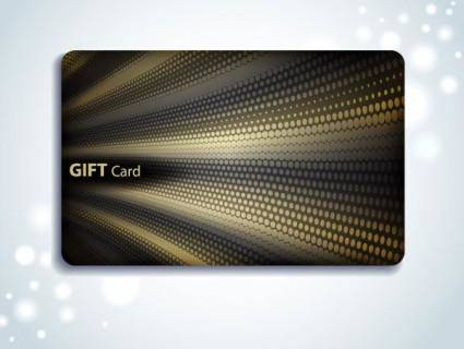 free vector Vip card background vector 7