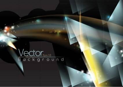 free vector Dream halo background vector