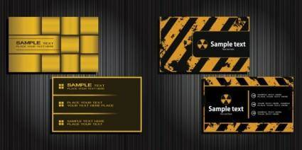 free vector Business card background vector