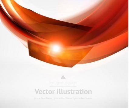 Dynamic lines of the background vector 4