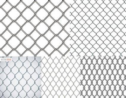 free vector Barbed wire vector