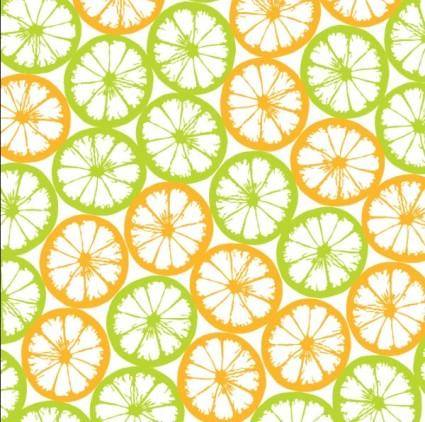 free vector Orange block tiled background vector