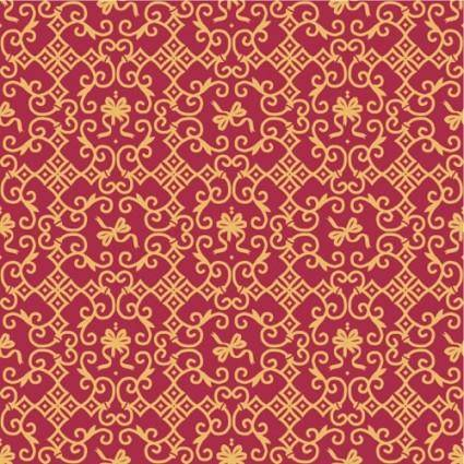 Fine pattern background pattern 5 vector