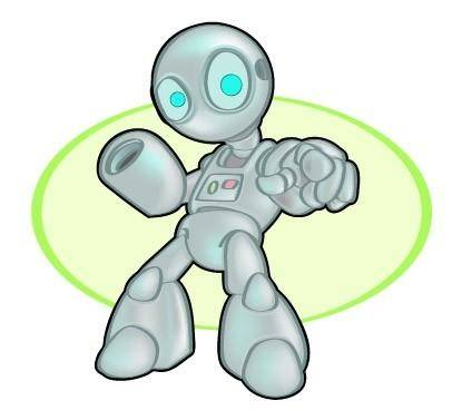 Alternative robot vector
