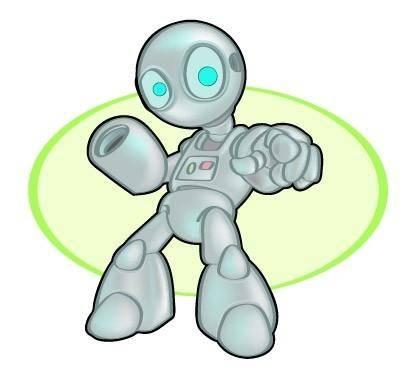 free vector Alternative robot vector