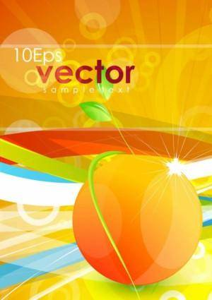 Summary of background stylish graphics 04 vector