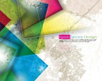 free vector Dream halo background 02 vector