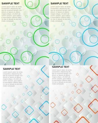 free vector Bump texture background vector