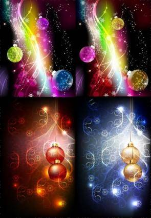 free vector Hyun halo ball with special pattern background vector