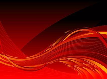 free vector Vector dynamic background cool