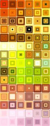 Fashion vector base map grid background