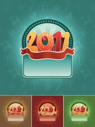 free vector Christmas background graphics vector