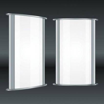free vector Blank light box vector