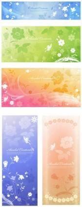 Butterfly dream elegant background pattern vector