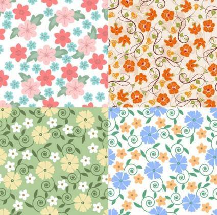 free vector Nice background pattern vector