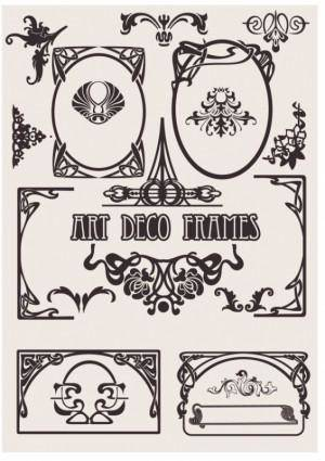 free vector Exquisite decorative pattern background 01 vector