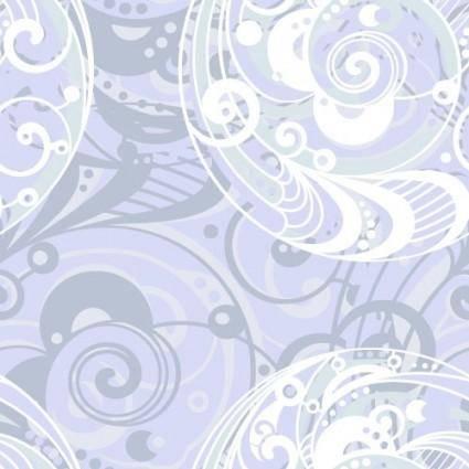 Spiral pattern background 05 vector