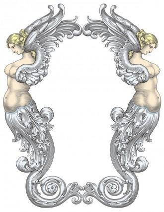 Decorative pattern background 04 vector