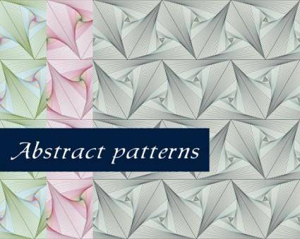 free vector Fine line pattern background 04 vector