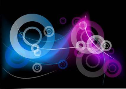 free vector Beautiful colorful background patterns 02 vector