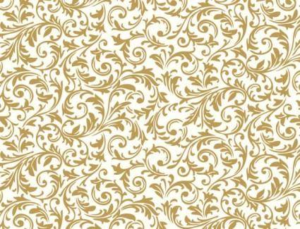 free vector Classical pattern background 03 vector