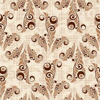 Retro pattern background vector 3