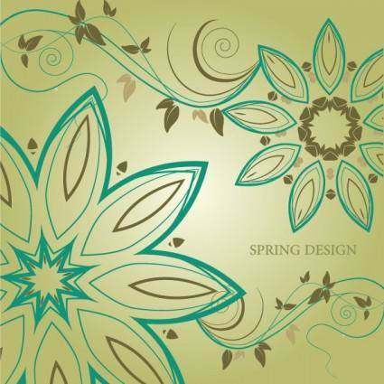 free vector Elegant background pattern 01 vector