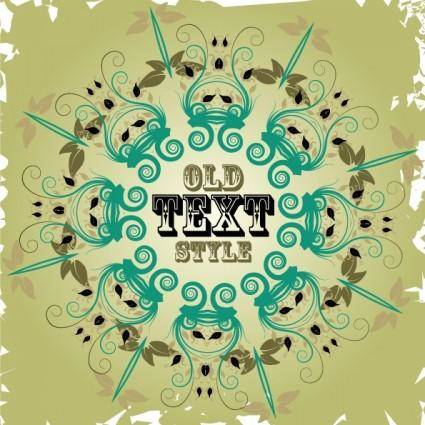 free vector Simple and elegant pattern background 05 vector