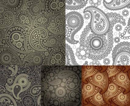 A special background pattern vector