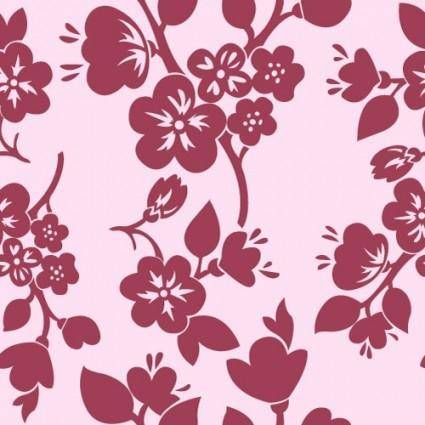 free vector Red pattern background 05 vector