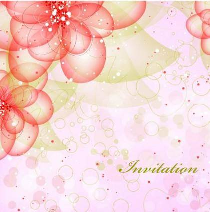 free vector Brilliant line pattern background 04 vector