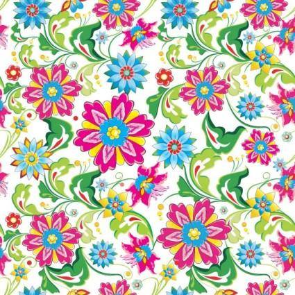 Beautiful pattern background 03 vector
