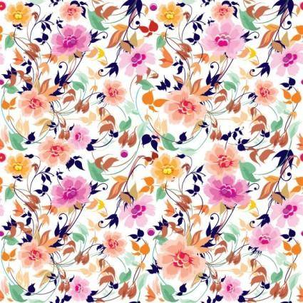Colorful background pattern 01 vector