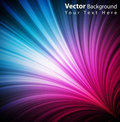 free vector Colorful vector background color of the beam 3