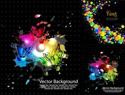 Cool background vector