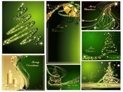 Christmas background christmas dream vector background c