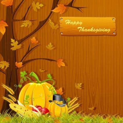 free vector Cartoon background vector
