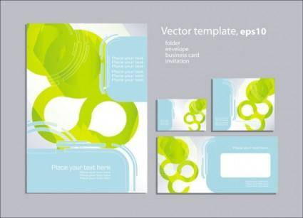 free vector Ring element design background 02 vector
