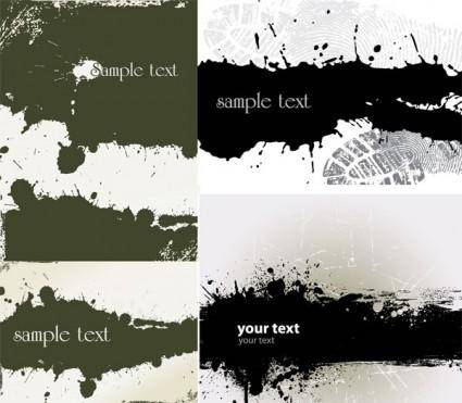 free vector Decadent background vector