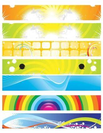 Beautiful colorful background vector