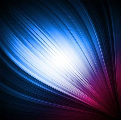free vector Colorful Smooth Vector Background