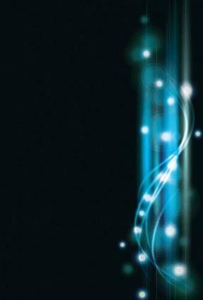 free vector Brilliant neon effects 03 vector