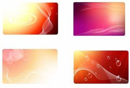 free vector 4 Free Dream Background Vectors